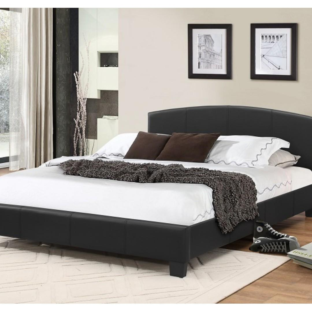 Free Delivery and Assembly -  Brand New from Manufacturer - Half Moon Crest Bed