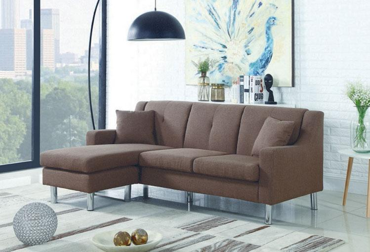 Free Delivery and Assembly -  Brand New from Manufacturer - Luximburg Mid-Modern Sectional