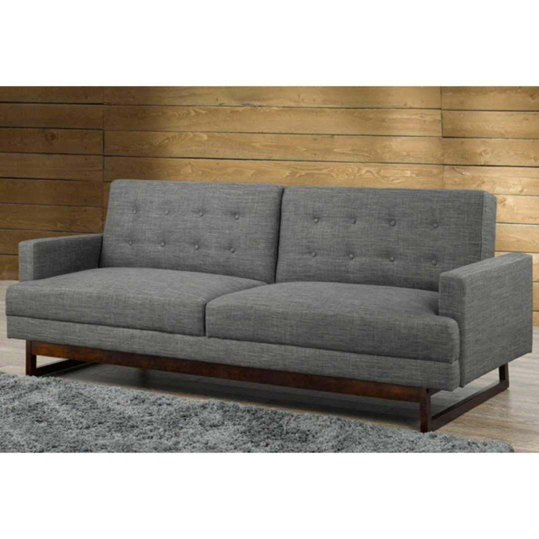 Free Delivery and Assembly -  Brand New from Manufacturer - Royal Justice Convertable Sofa Bed