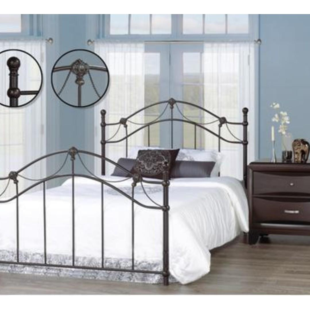 Free Delivery and Assembly -  Brand New from Manufacturer - TORONTO CLASSIC Bed