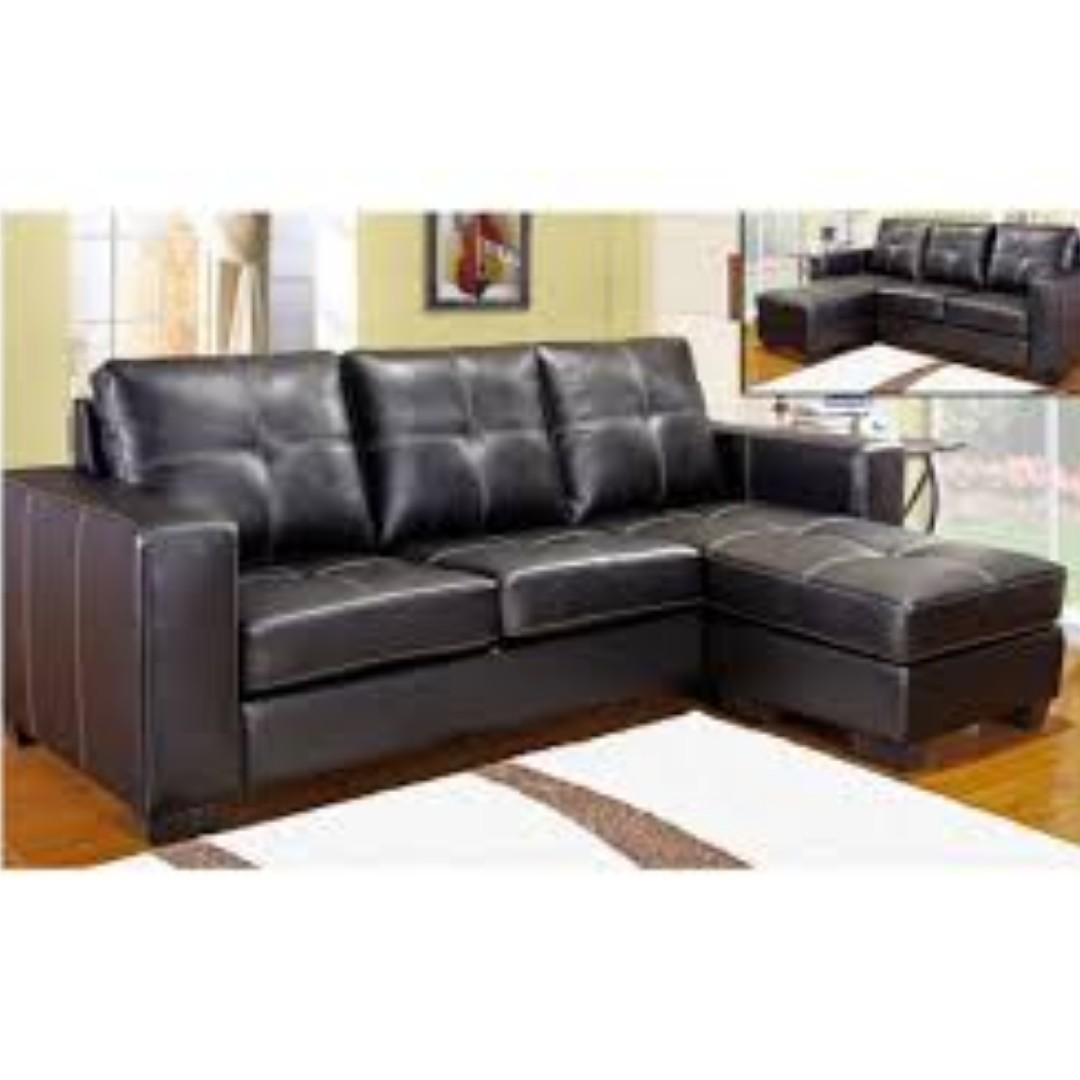 Free Delivery and Assembly -  Brand New from Manufacturer - Valentino Modern Sectional