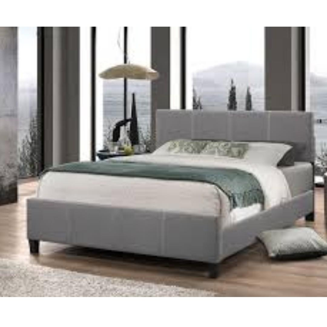 Free Delivery and Assembly - Modern Storm Bed -  Brand New from Manufacturer