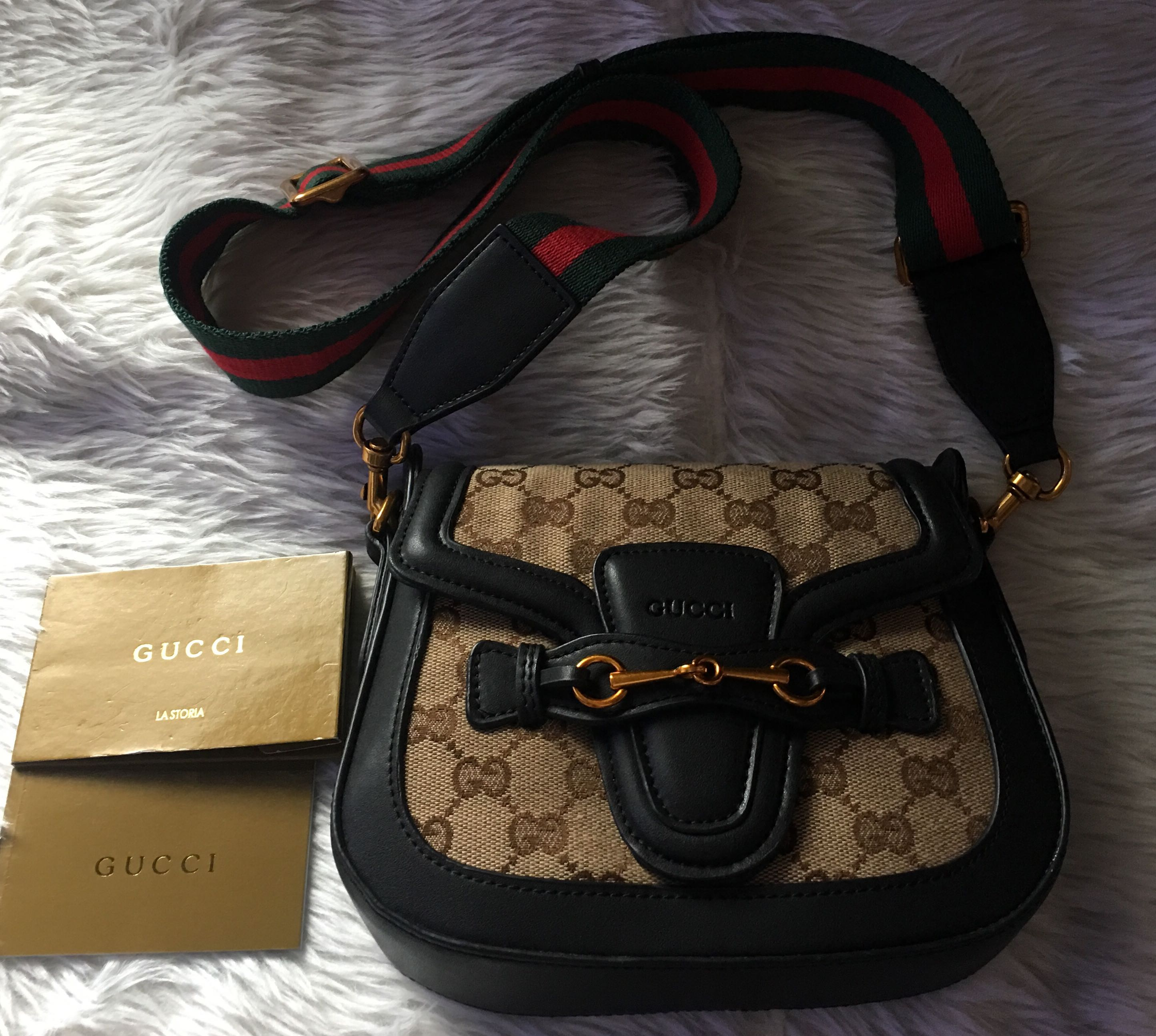 6c74a9a8c8c7 Gucci Sling bag Authentic Grade Quality, Women's Fashion, Bags ...