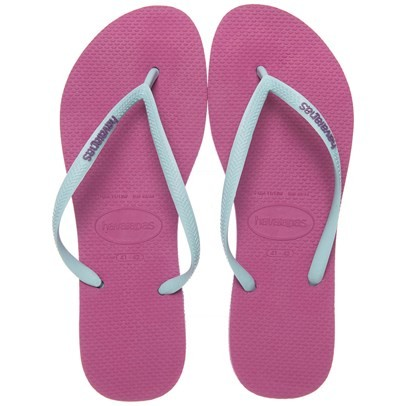 1f025474b Havaianas Hollywood Rose Slim Logo Pop Up BR35 36