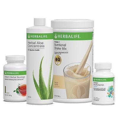 Herbalife F1 Protein Shake, Food & Drinks, Beverages on