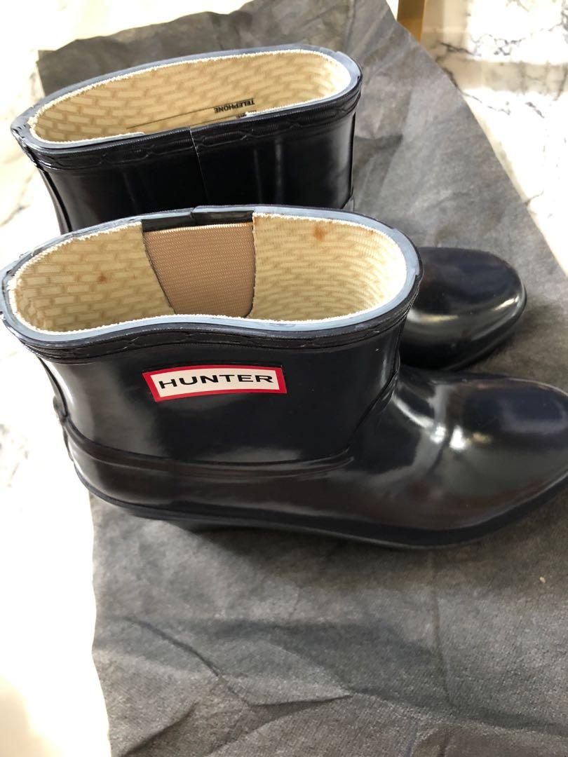 Hunter Snow Boots - Wedge