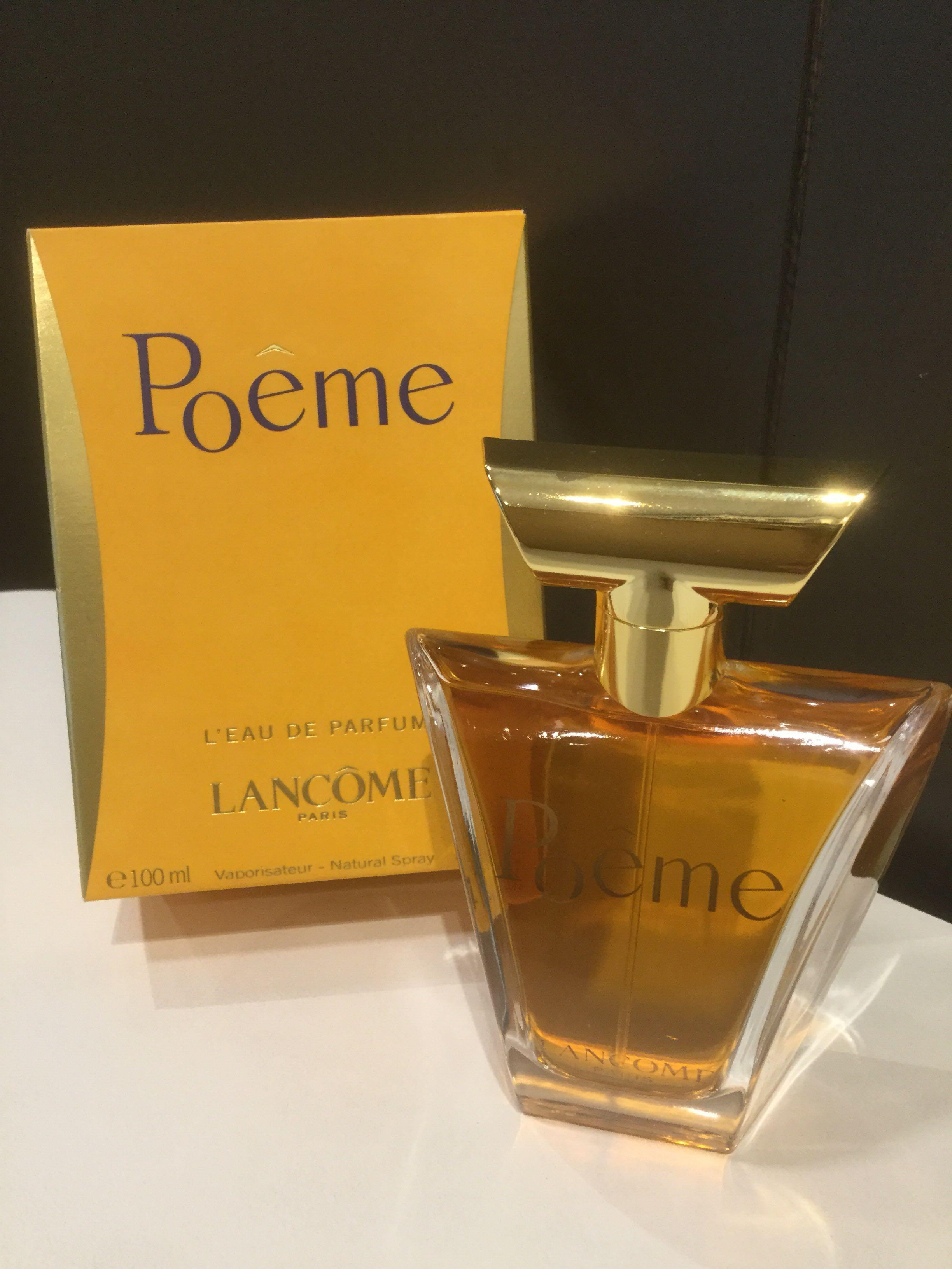 Lancome Poeme Reserv Health Beauty Perfumes