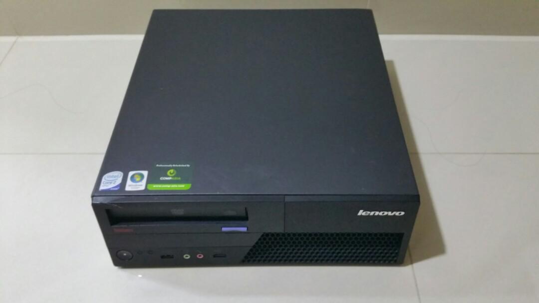 Lenovo m58p Desktop PC cheap