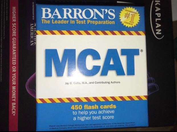 MCAT Kaplan (2018-2019)