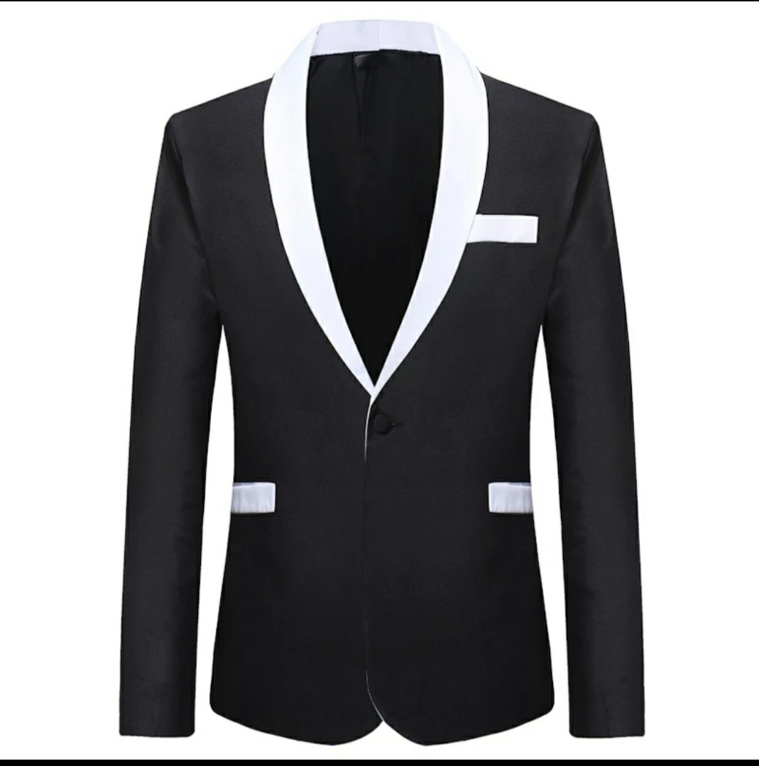 81803530afc6 Men suit blazer all colors, Men's Fashion, Clothes, Outerwear on ...
