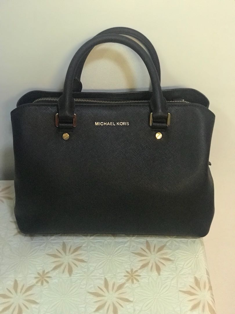 fe53591d8c846e Michael Kors | Classic | Original | Black, Luxury, Bags & Wallets ...
