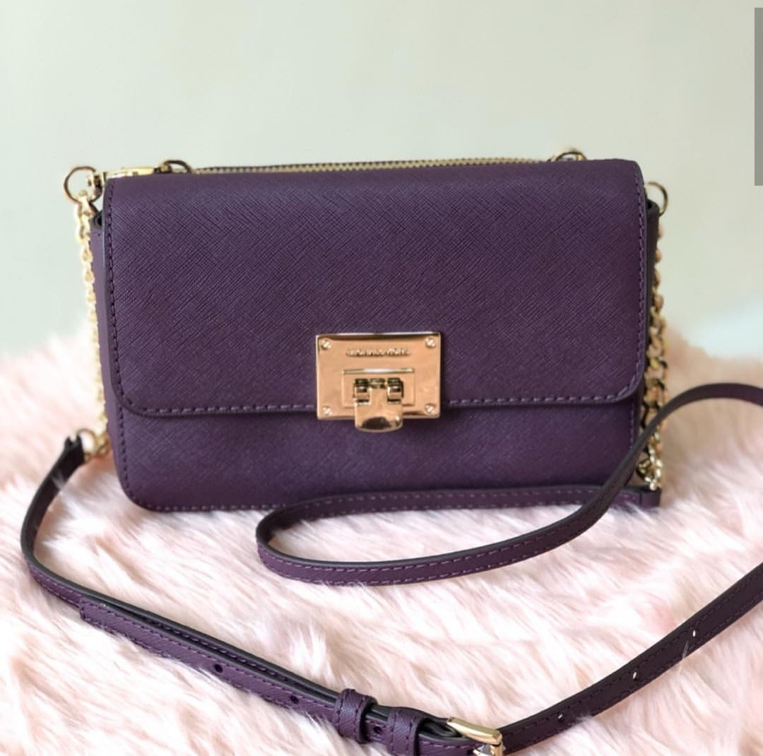 f2801b5c04a0 Michael Kors Tina 2 in 1 Wallet Clutch