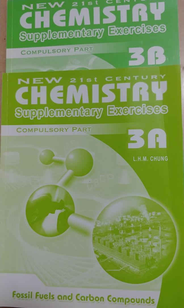 New 21st century chemistry exercise 3A 3B