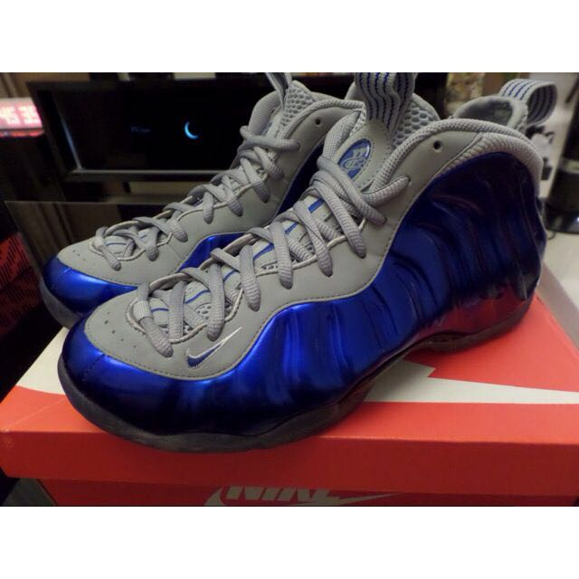 Nike Air Foamposite One QS Alternate Galaxy Big Bang Sz ...