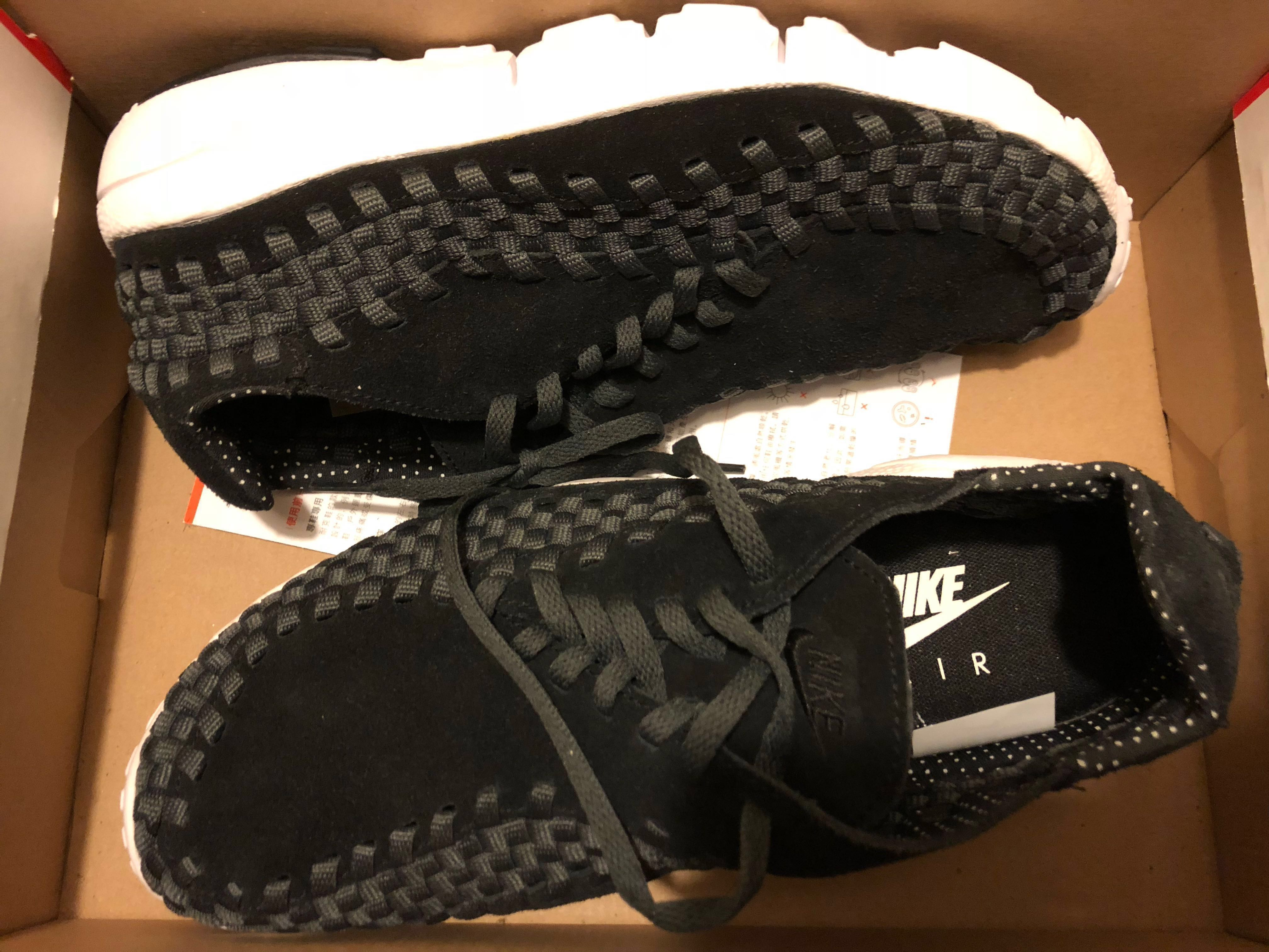 NIKE AIR FOOTSCAPE NM on Carousell