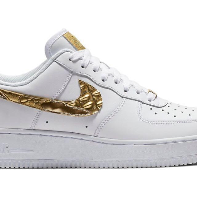 b11b296bd6 Nike Air Force 1 CR7, Men's Fashion, Footwear, Sneakers on Carousell