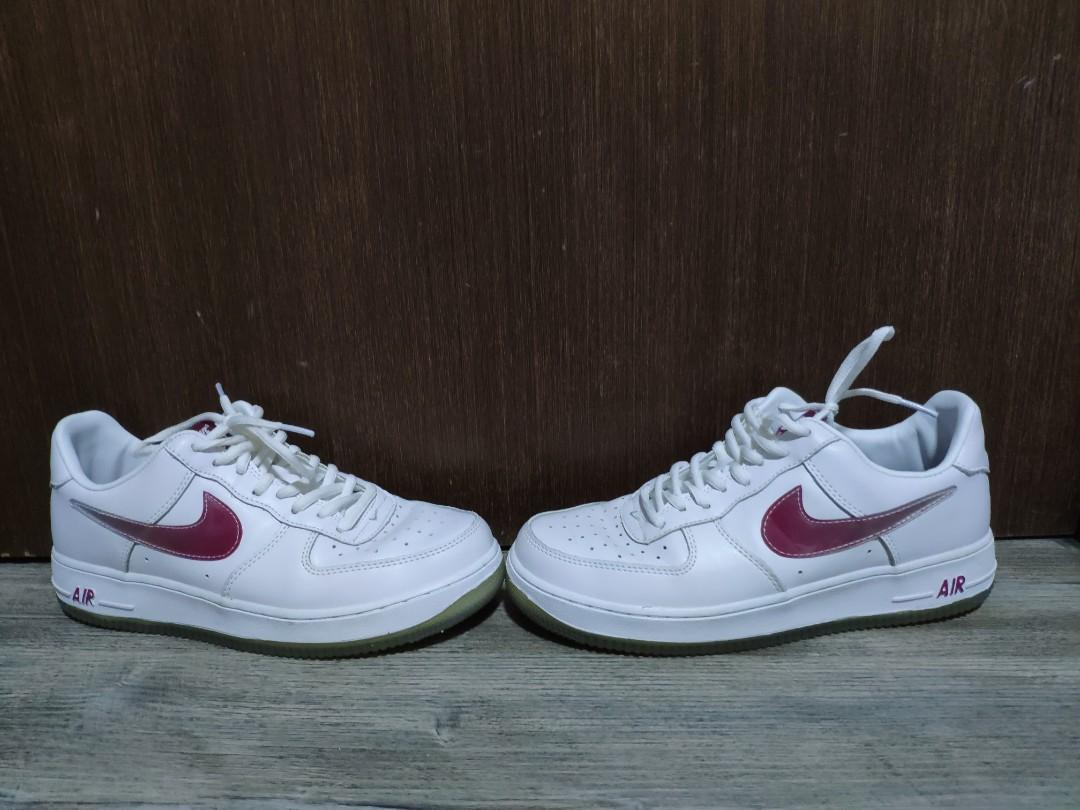 STEAL Nike Air Force 1 Low Taiwan, Men's Fashion, Footwear