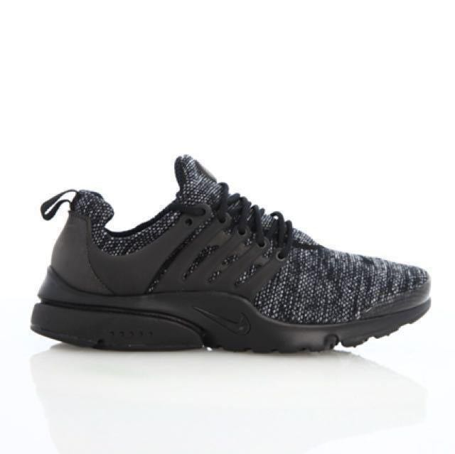 eb7e84831d6f3a Nike Air Presto Triple Black
