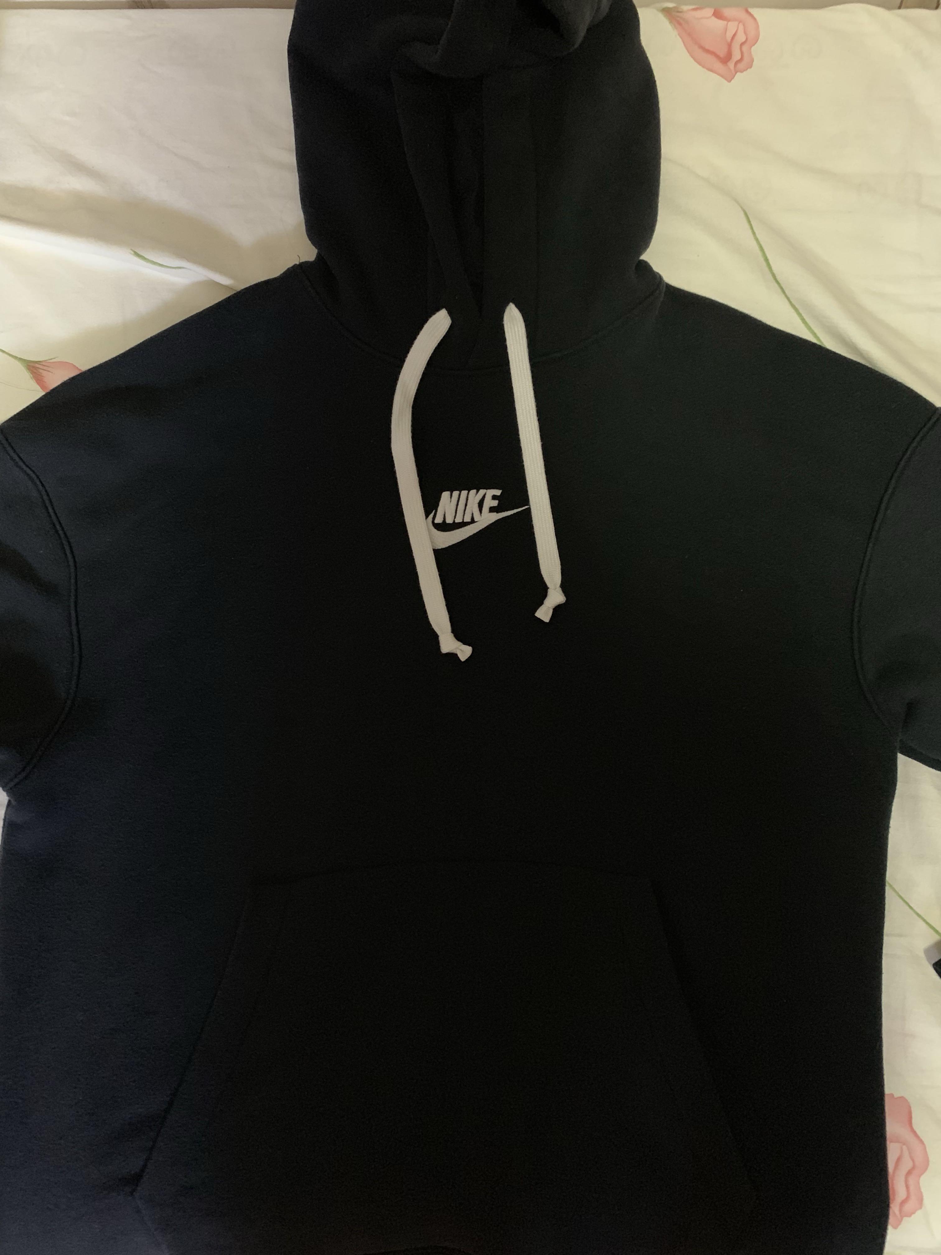 Nike Hoodie 新款 L size