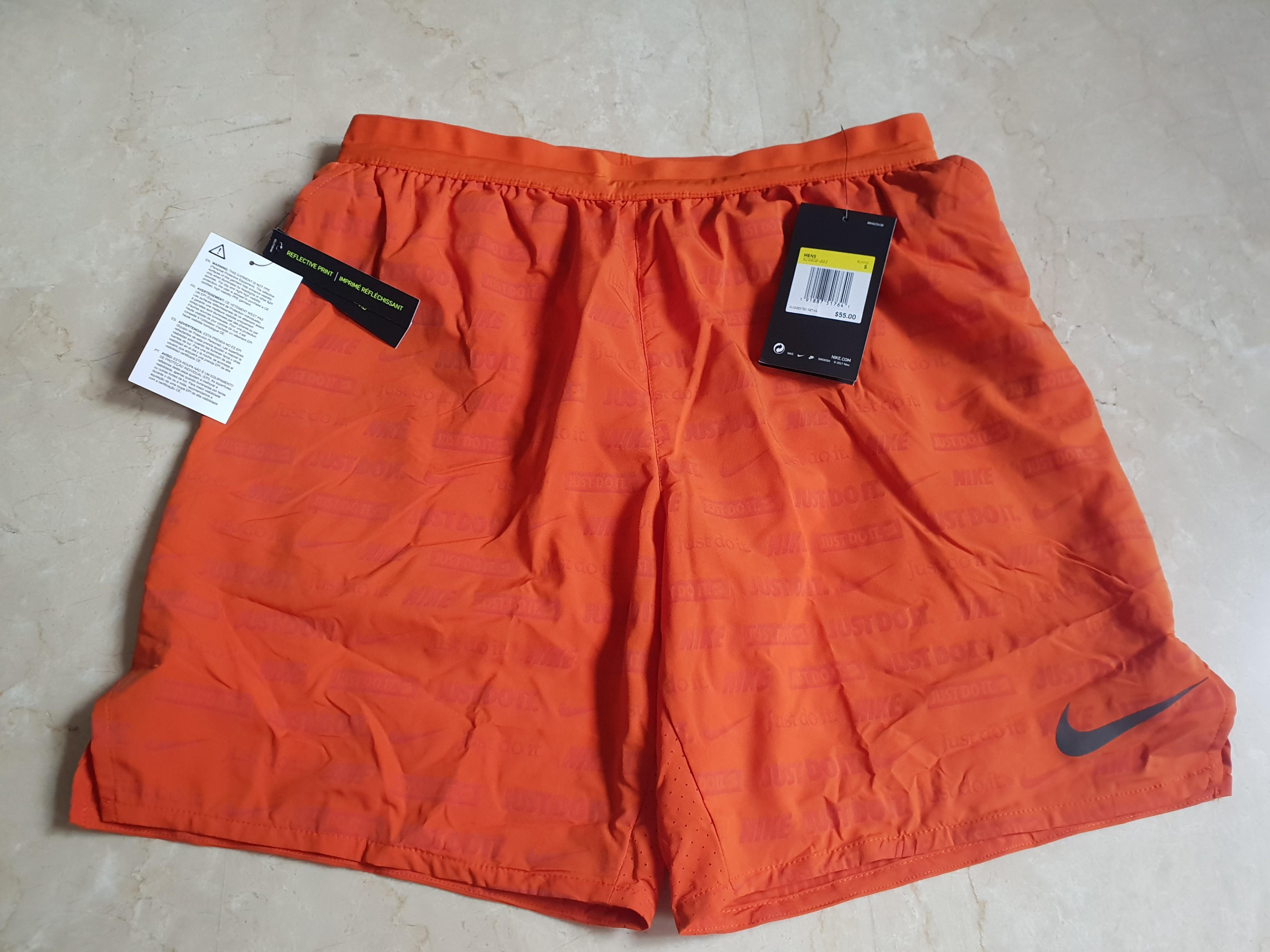 ca474058a3 Nike Men's Running Shorts, Sports, Sports Apparel on Carousell