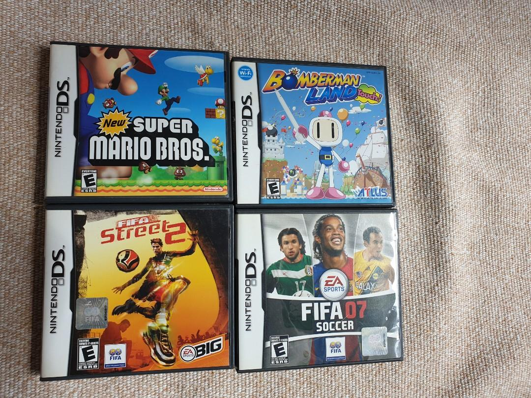 Nintendo DS Games, Toys & Games, Video Gaming, Video Games