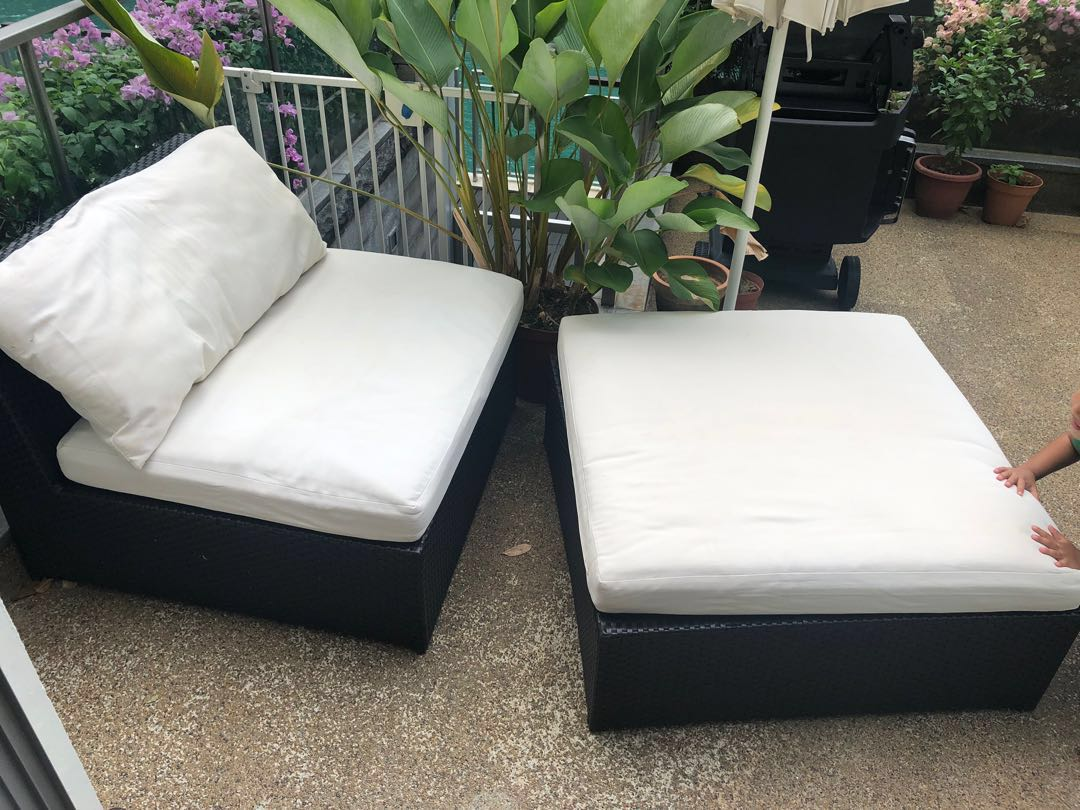 Outdoor Daybed Lounge Sofa