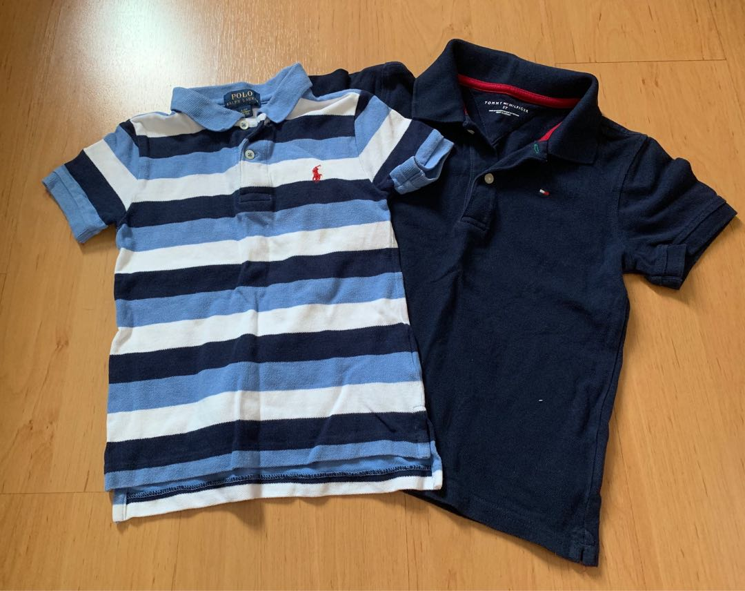 Hilfiger Polo Tee Tommy And Lauren Ralph T1lFKJc