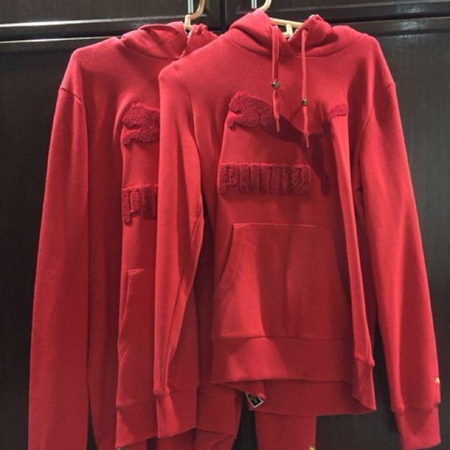 a9ea8d4cb7e4 Puma Couple Jacket Sweater
