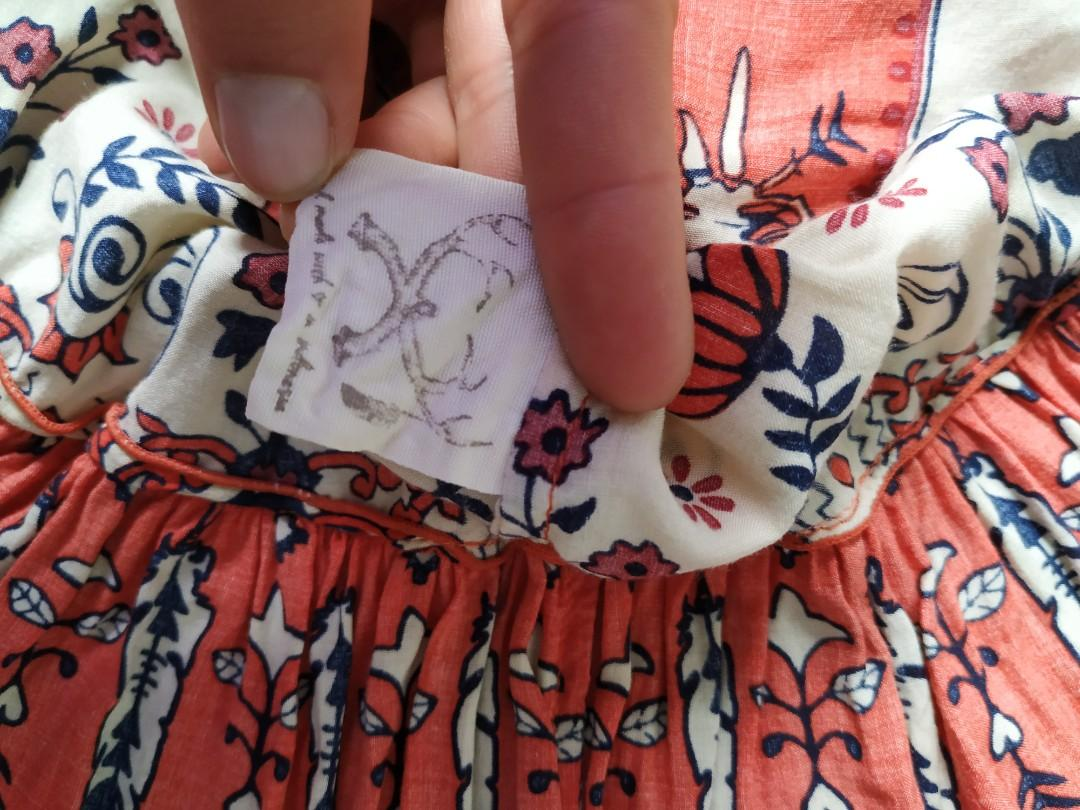 PRICE DROP!!! Spell and the Gypsy design Desert Wanderer Mini skirt in Sunset 8