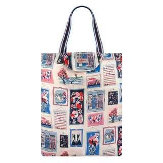 Cath Kidston Tote Bag Foldway Tote Frames 印花手提折疊袋 環保袋