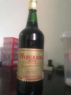 🚚 Wincarnis Wine