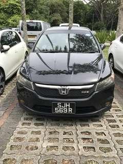 Honda Stream 1.8 RSZ JDM Auto