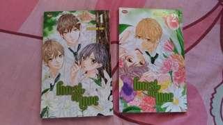 Komik Forest of Love 1/2 - (Shiraishi Yuki)