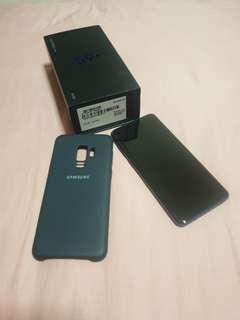 Coral Blue Samsung Galaxy S9+ 128GB
