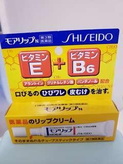 日本直送 資生堂 Shiseido Molip 護唇膏 潤唇膏