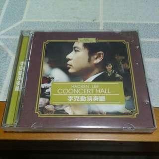 Hacken Lee 李克勤演奏廳 雙CD