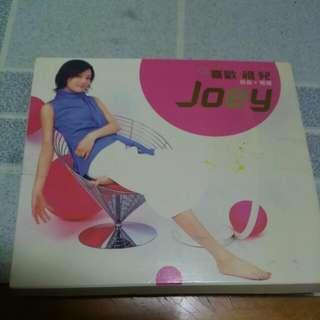 Joey 容祖兒 新曲+精選 CD+RVCD