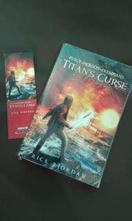 Percy Jackson Titan's Curse