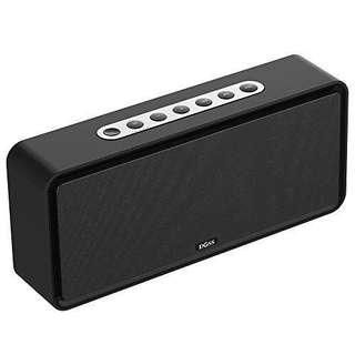 DOSS DS-1685 Sound Box XL 32W Bluetooth Speakers, Louder Volume 20W Driver, Enhanced Bass with 12W Subwoofer Perfect Wireless Speaker, Black