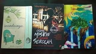 Novel Drama dan Romance