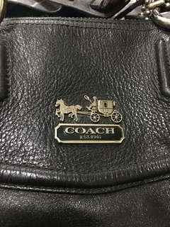Authentic Coach One-way bag