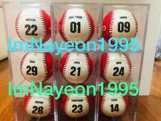 (WTS) Twice Strikezone Baseballs