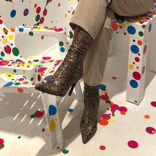 Snakeskin Boots 🐍🐍
