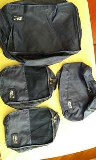 ANA旅行收納袋(一套四件)