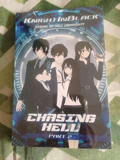 Wattpad Book- Chasing Hell (Part 2)