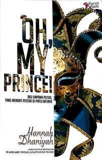 Novel Oh My Prince!