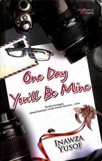 "Novel One Day You""ll be mine"