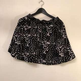 Cotton On printed mini skirt