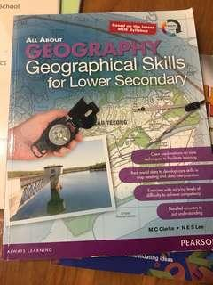 All about geography : geographical skills for lower secondary