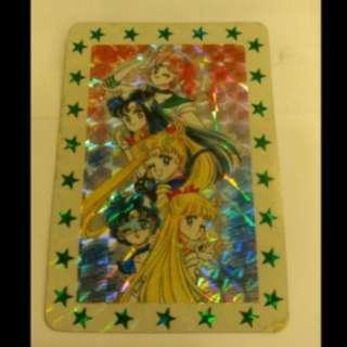 美少女戰士閃咭 原畫 非官方 sailormoon card